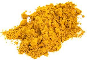 Pigment poudre jaune