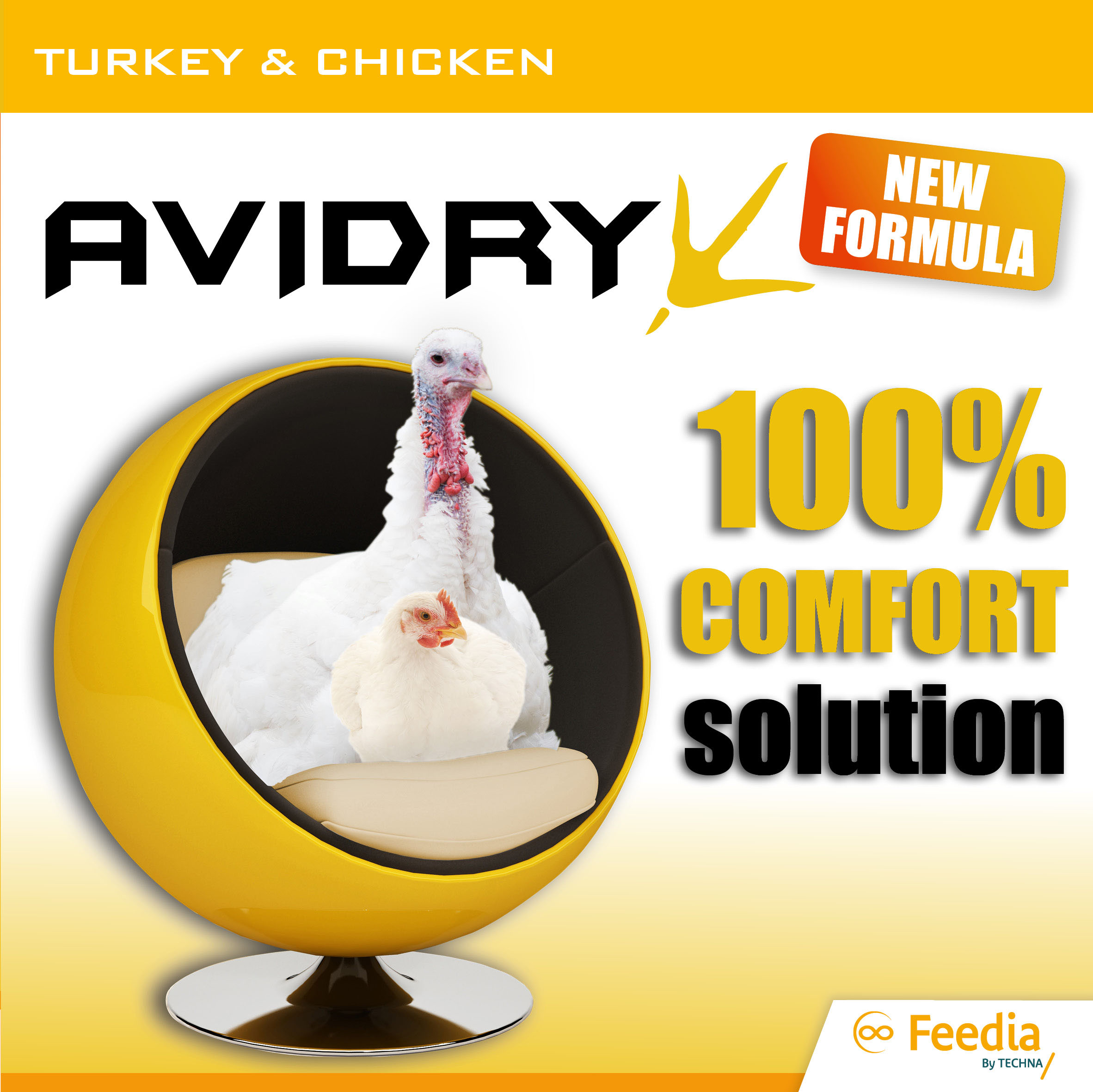 product Avidry turkey and chicken comfort solution litter